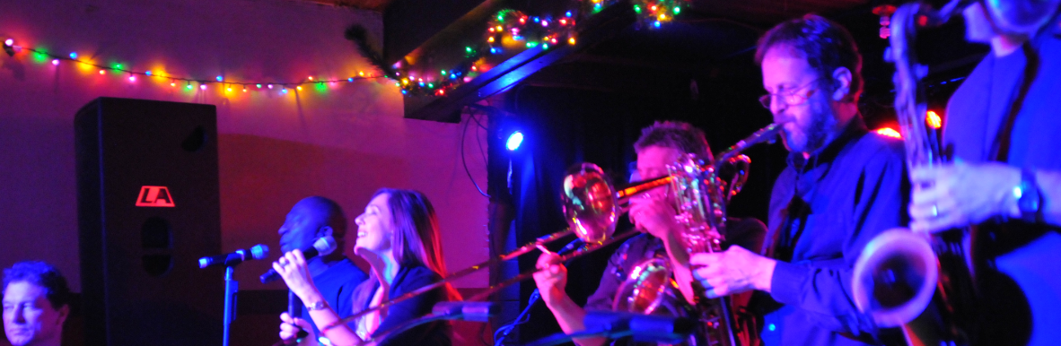 The Midwest's Premier Funk/R&B Horn Band